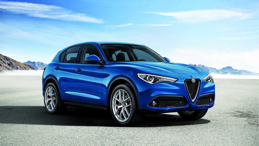 Alfa Romeo Stelvio'ya giriş dizeli geldi