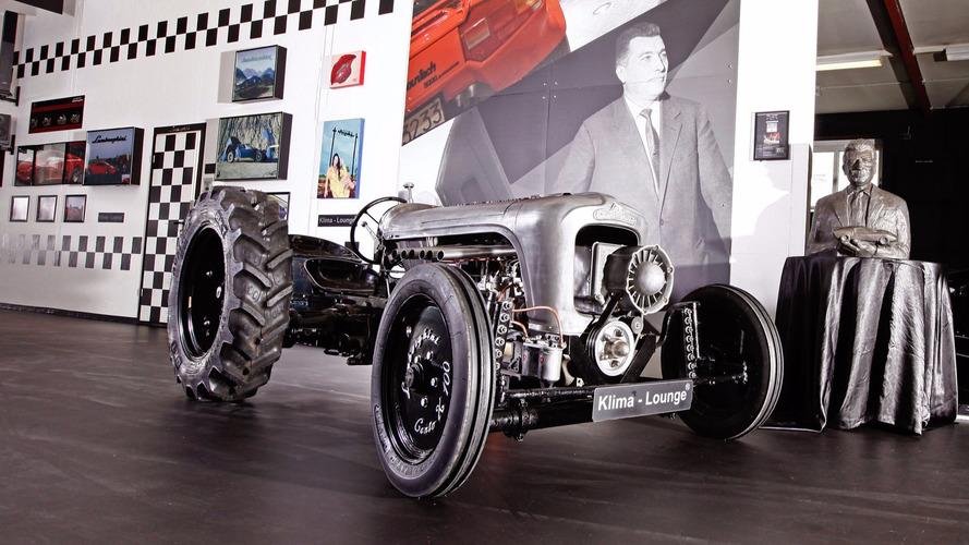 Lamborghini va produire 5 tracteurs pour le centenaire de Ferruccio !