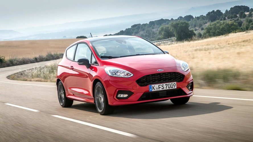 New Ford Fiesta Might Not Make It Stateside