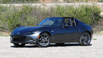 2017 Mazda MX-5 Miata RF: First Drive