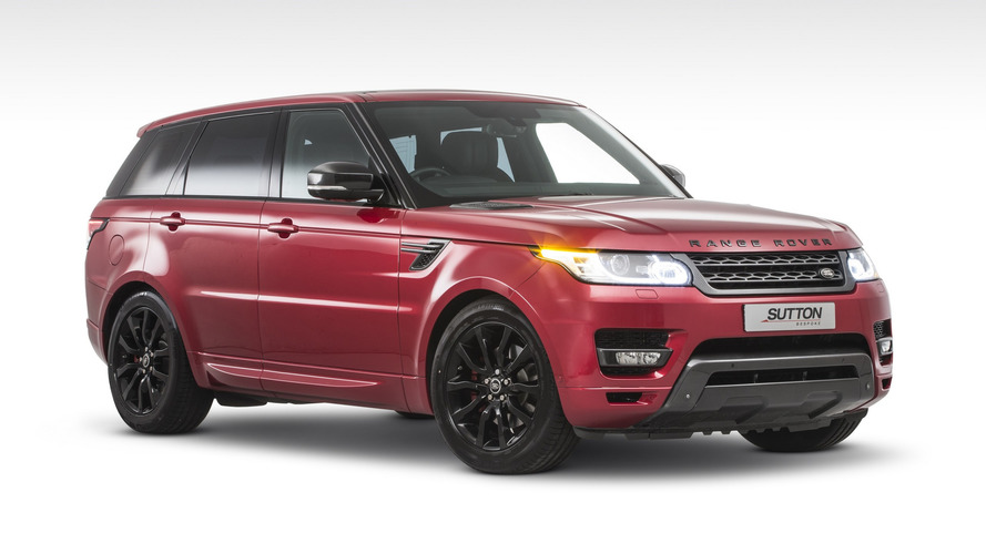 Range Rover Sport Subtly Yet Tastefully Upgraded By Sutton
