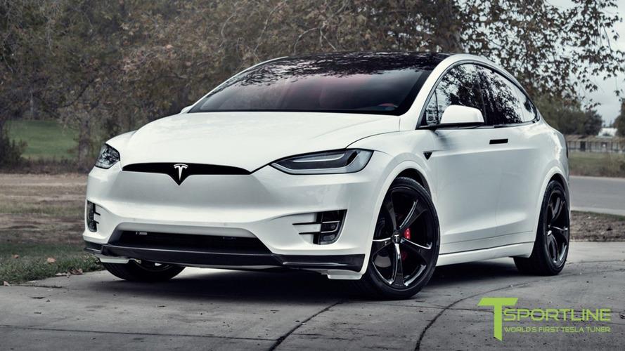 Tesla Model X With Bentley Interior Wants $180K On eBay