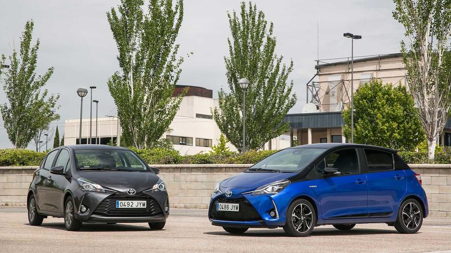 Toyota Yaris 2017: ¿híbrido o gasolina?