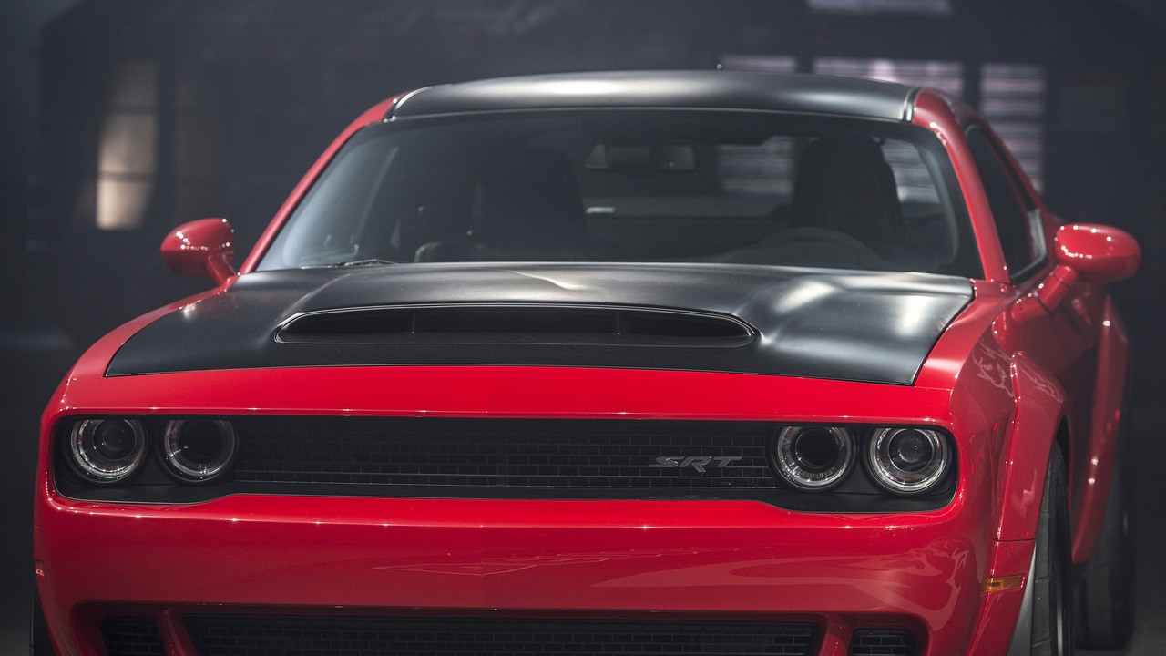Here's Why You Can't Take Your Dodge Demon To The Drag Strip