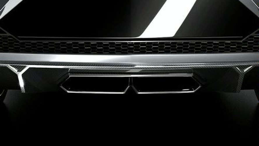 Lamborghini Releases Paris Teaser for New Model