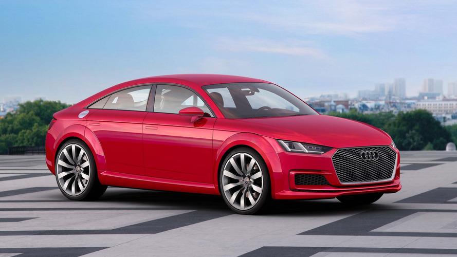 Audi A3 terá versão cupê para encarar Mercedes CLA