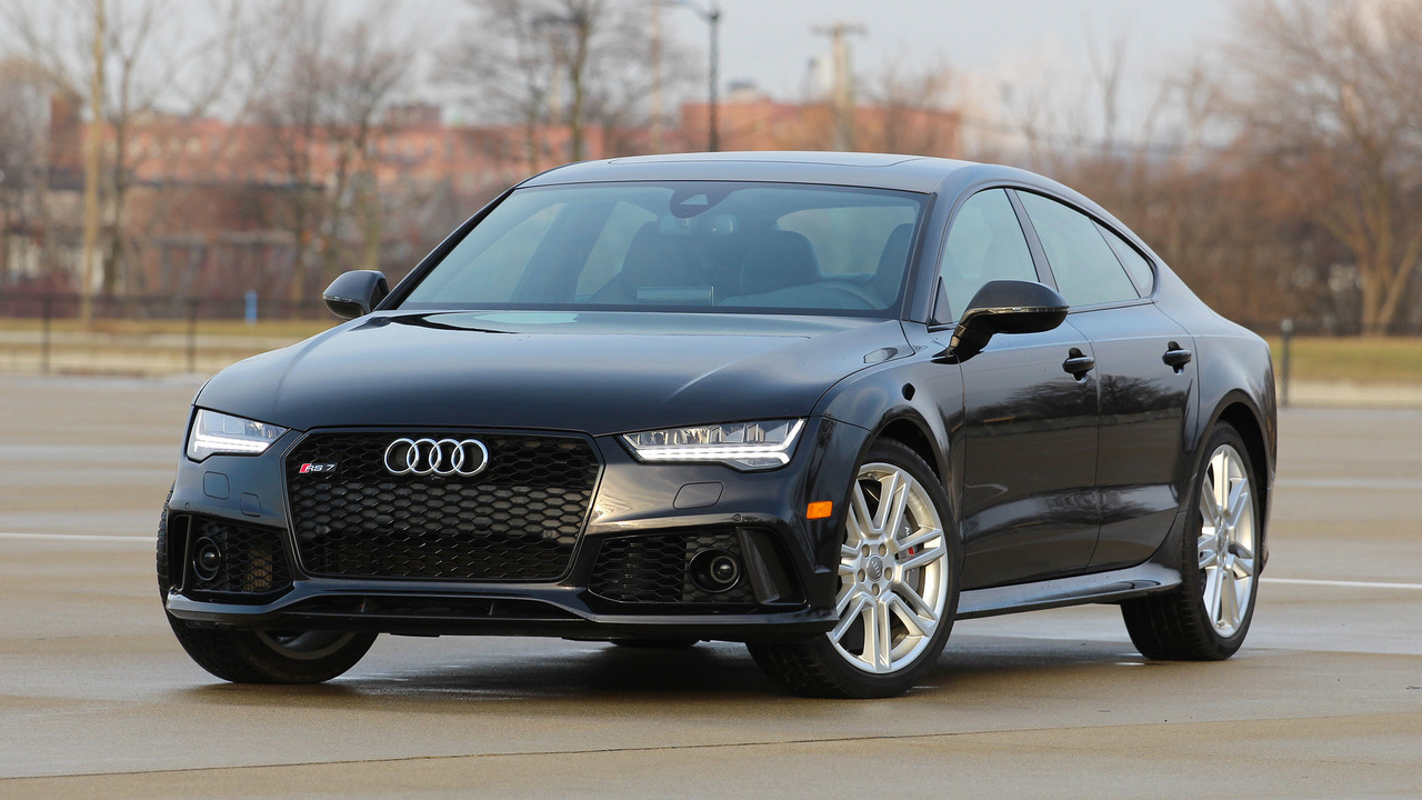 Audi rs7 060 video 4