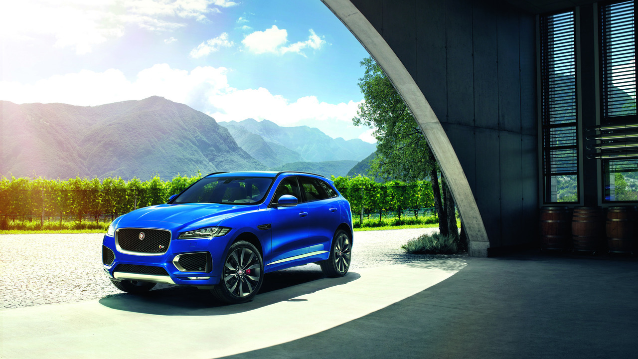 Jaguar F-Pace named Women's World Car of the Year
