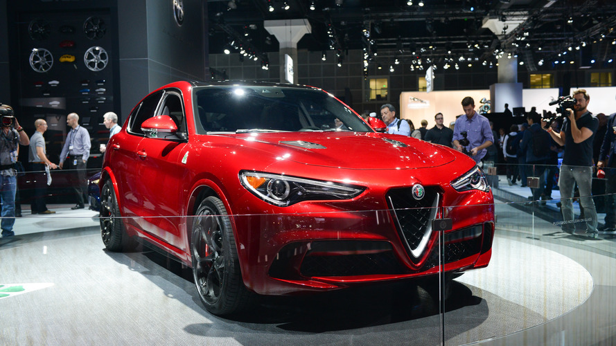 Alfa Romeo Stelvio - Place aux vidéos !