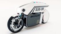 Motos autonomes Police