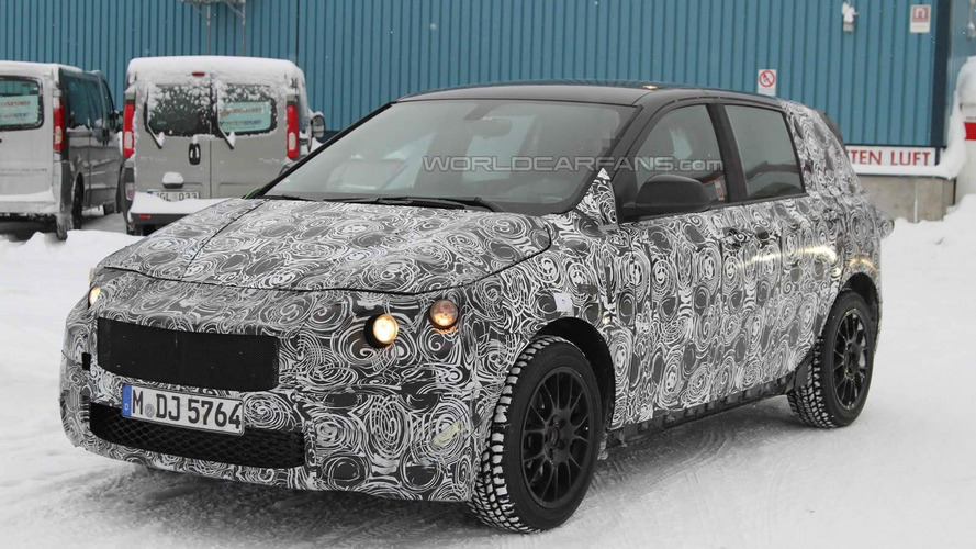 BMW 1-Series GT heading for Paris Motor Show