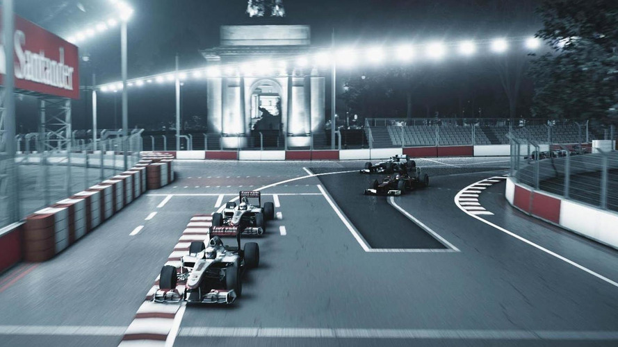 Law change puts London GP back in F1 headlines
