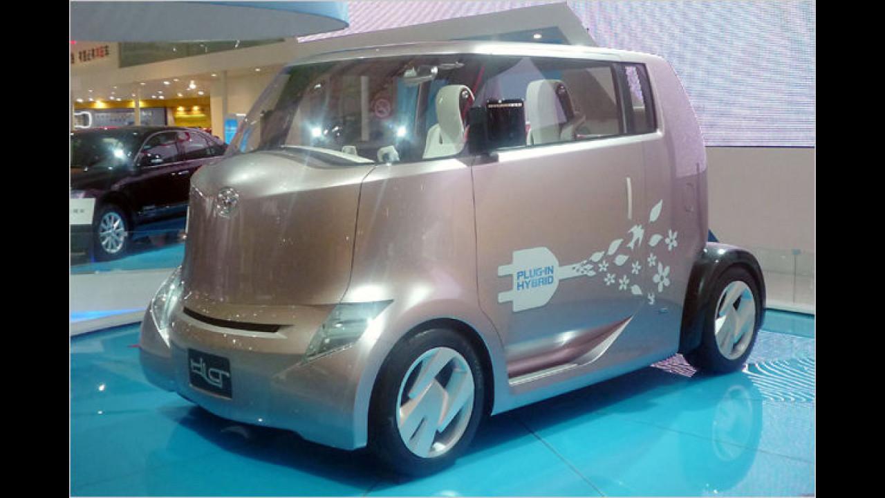 Toyota HiCT