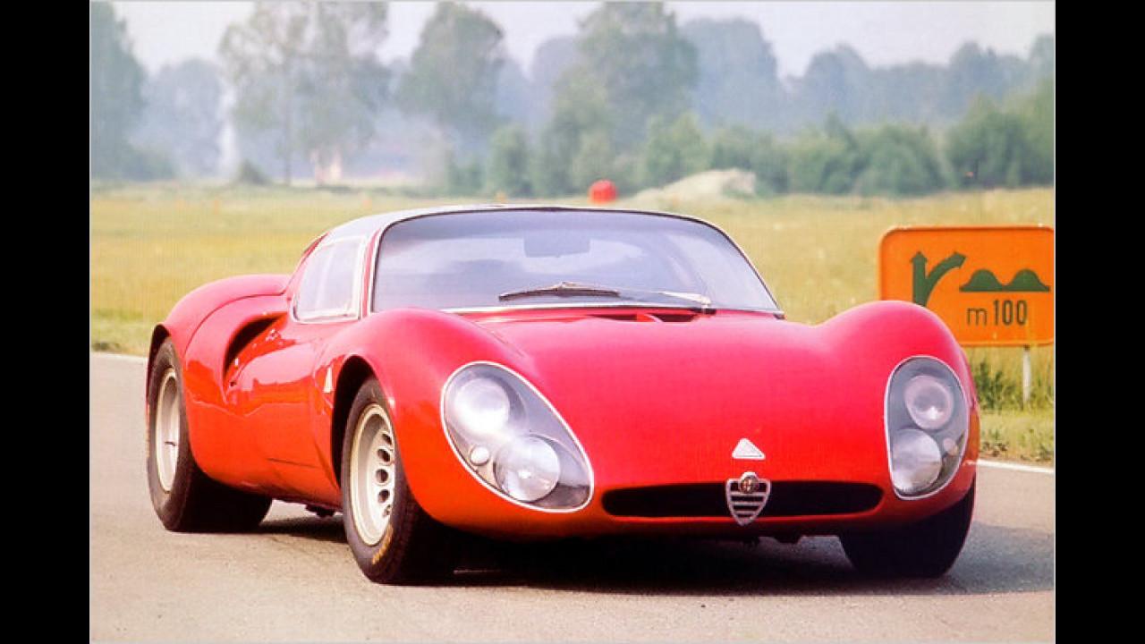 Alfa Romeo Tipo 33-2 Stradale (1967)
