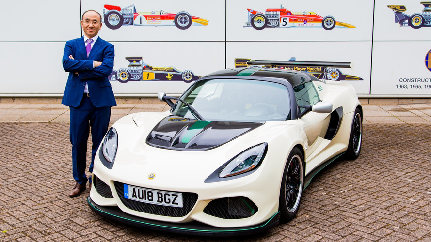Jean-Marc Gales n'est plus le patron de Lotus !