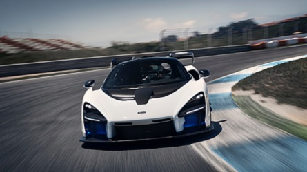 2018 McLaren Senna first drive: Living up to a legend