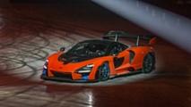 McLaren Senna at MCTC