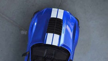 2020 Ford Mustang Shelby GT500 Teaser