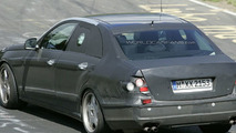 SPIED: 2009 or 2010 Mercedes-Benz E63 AMG