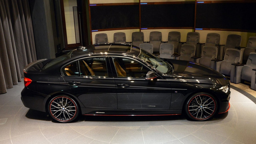 This 2015 BMW 330i facelift is packed with M goodies