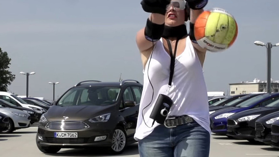 Ford gets trippy with new Drugged Driving Suit [video]