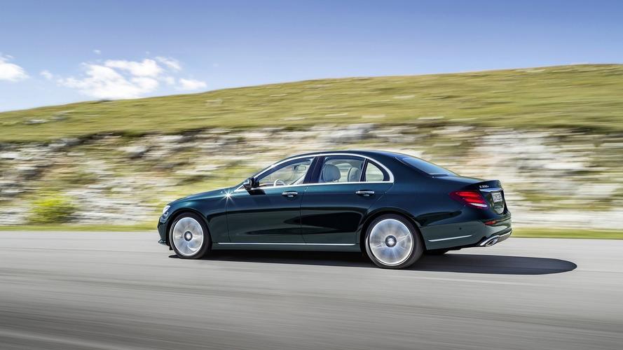 Mercedes – La commercialisation de la E350d suspendue