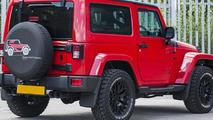 Jeep Wrangler by Kahn Design