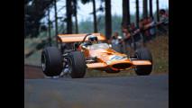McLaren, foto storiche