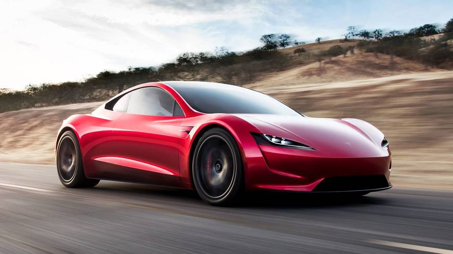 New Tesla Roadster: 0-60 In 1.9 Seconds, 620-Mile Range, $200,000