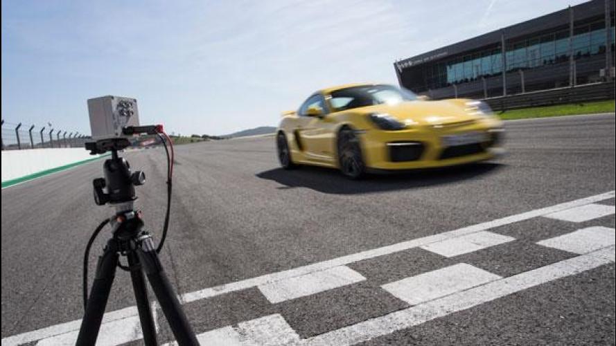 Porsche Track Precision, la app per la pista