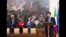 Renzi incontra i vertici Lamborghini e Audi