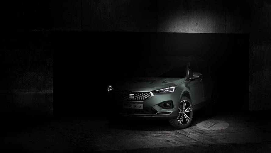 SEAT Names New SUV Tarraco, Will Be Launched By End Of 2018