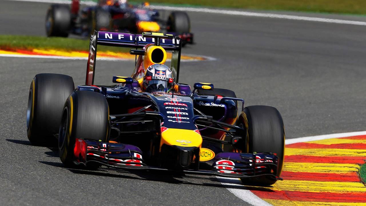 33. El Red Bull Racing RB10 de F1
