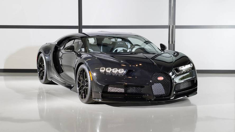 California Dealer Sells Bugatti Chiron, Pagani Huayra For Bitcoin
