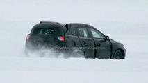 Volvo XC 60 Prototype winter testing
