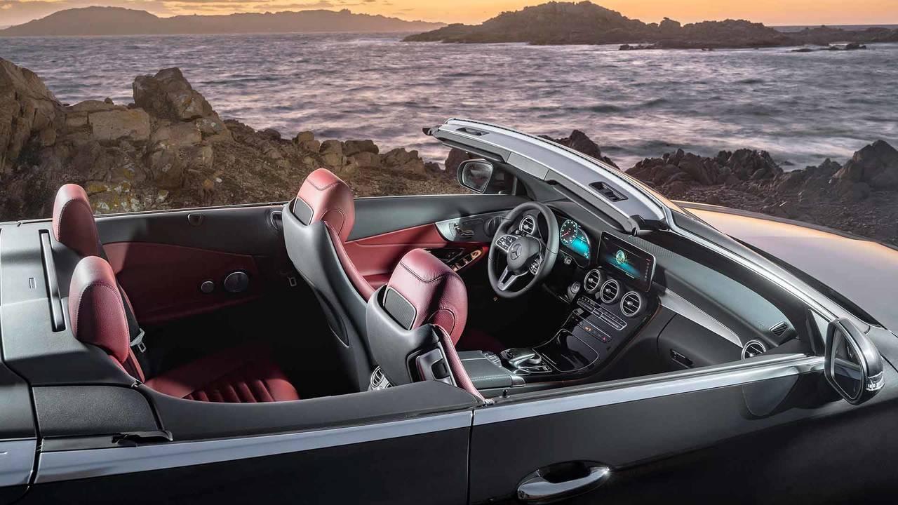 2019 mercedes benz c class cabriolet photo. Black Bedroom Furniture Sets. Home Design Ideas