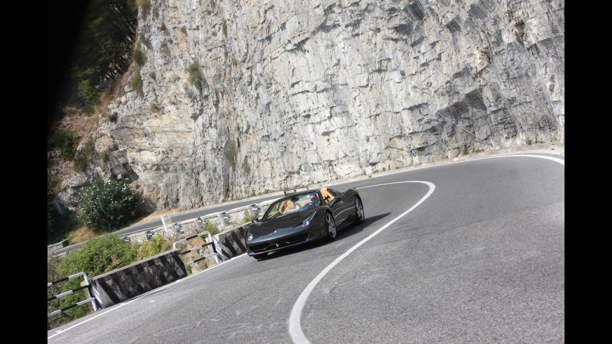 La Ferrari 458 Spider