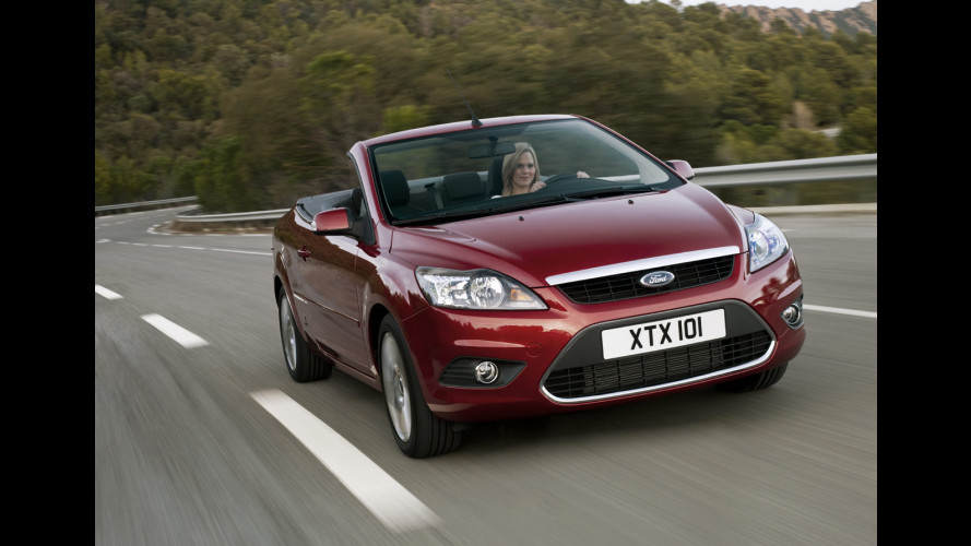 Ford Focus Coupe-Cabriolet 2008