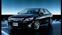 Novo Toyota Camry deve chegar ao Brasil no primeiro trimestre do ano que vem