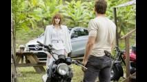 Recém-lançado, controverso Mercedes GLE estará no novo filme Jurassic World