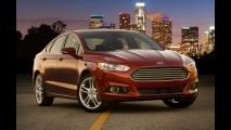 Ford convoca segundo recall para o novo Fusion em apenas uma semana