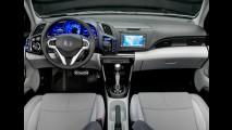 Salão de Detroit: Honda lança o esportivo híbrido CR-Z 2011