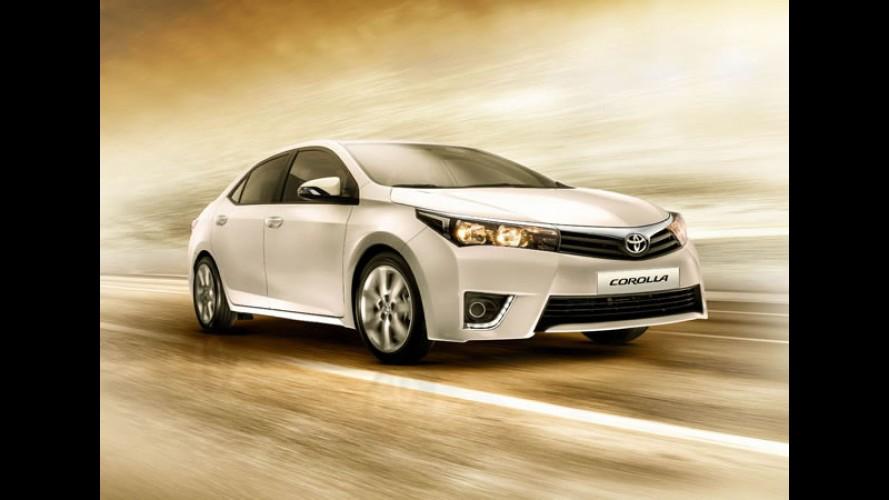 Novo Corolla Platinum Edition custa R$ 41 mil nos Emirados Árabes