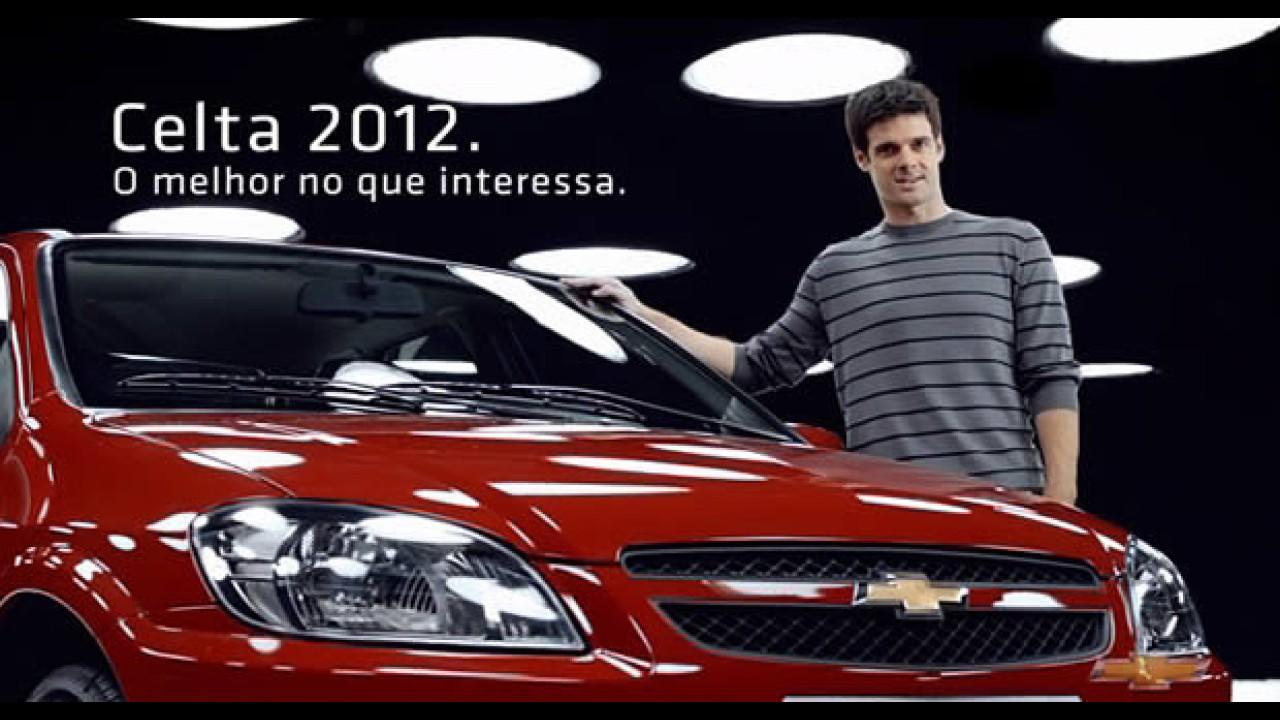 VÍDEO: Comercial do Celta 2012 mostra