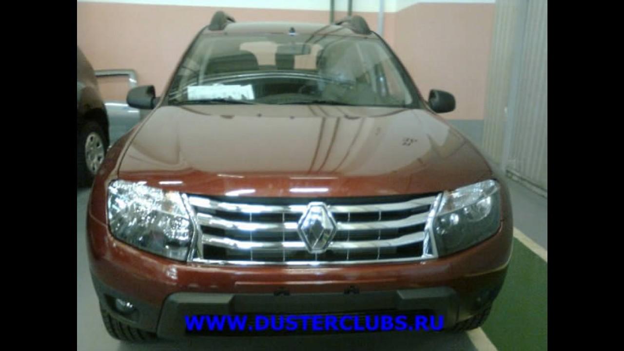 Flagra confirma: Este é o Novo Renault Duster brasileiro