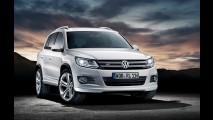Salão de Frankfurt: Volkswagen Tiguan 2012 também ganha preparação esportiva R-Line