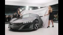 Salão de Detroit: Acura NSX Concept ganha nova versão
