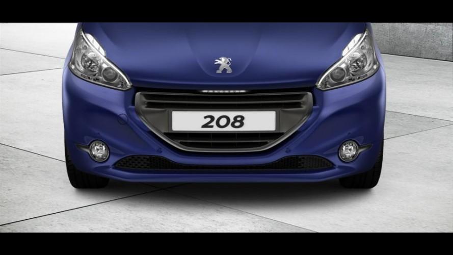 Peugeot 208 Intuitive - Série especial tem até Park Assist