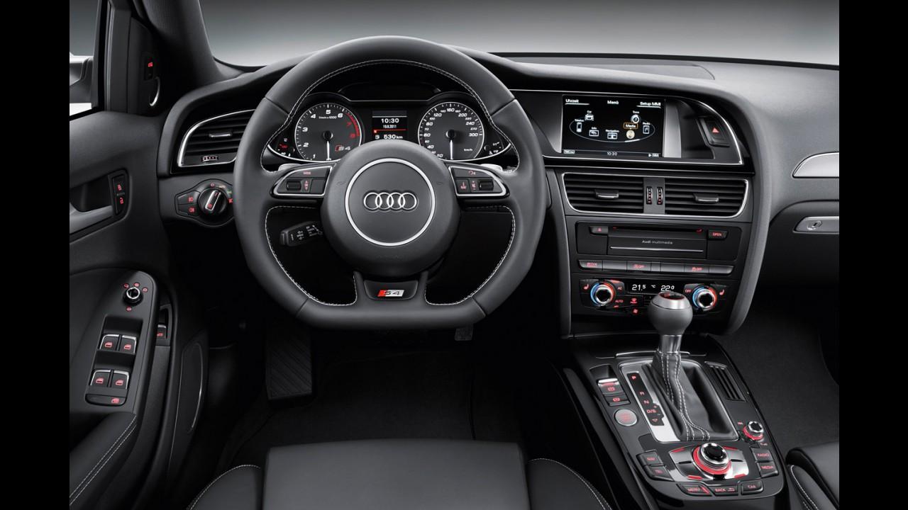 Audi S4 chega ao Brasil com motor 3.0 TFSI de 333 cavalos e preços a partir de R$ 345.000