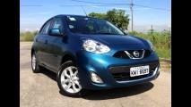 Nissan New March 2015 chega com ar de série - preços vão de R$ 32.990 a R$ 42.990